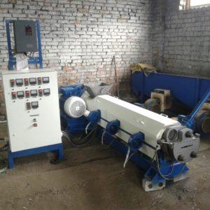 Оборудование для переработки пластика Б/У