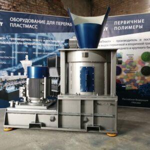 Новое оборудование для переработки пластика